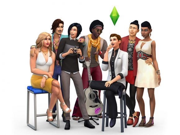EA Adds Gender Neutral Options to The Sims 4