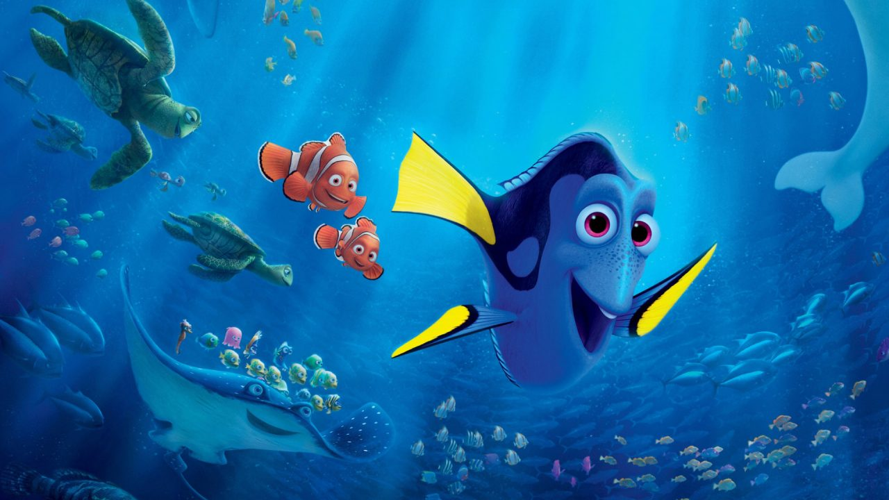 Finding Dory (Movie) Review