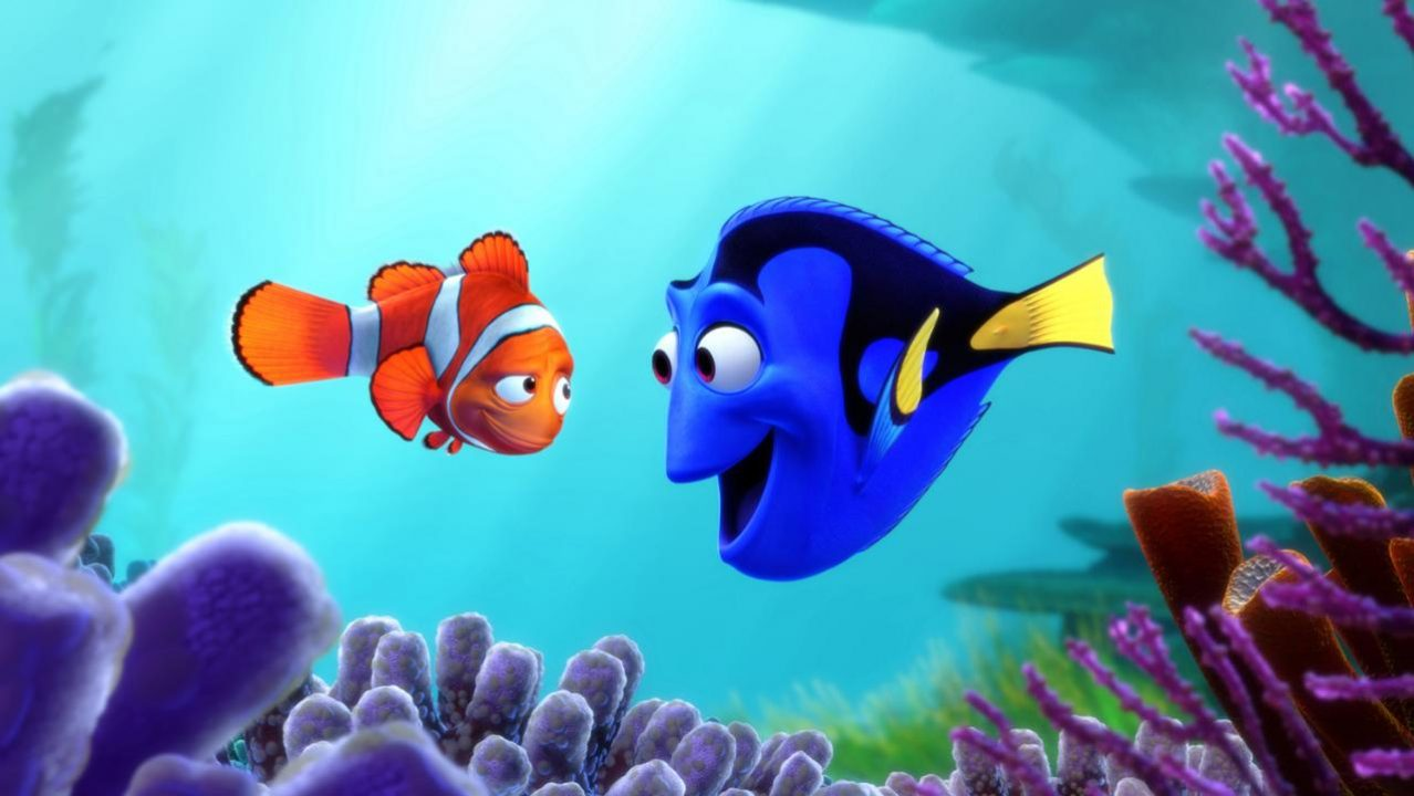 Finding Dory (Movie) Review 3