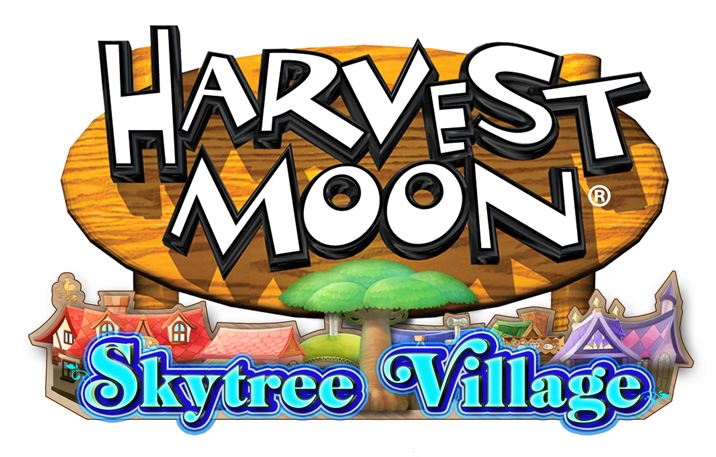 Harvest Moon: Skytree Village Announced For The 3DS