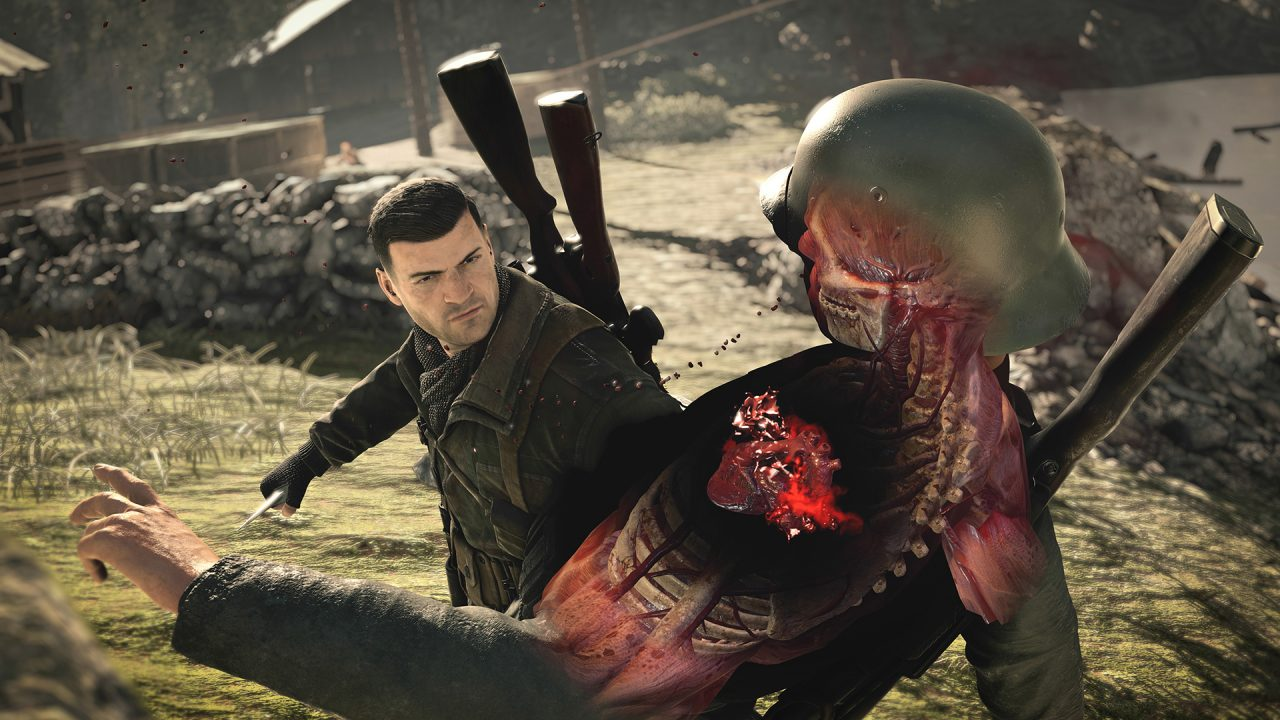 Sniper Elite 4: Rebellion Gave Brendan Pie 1