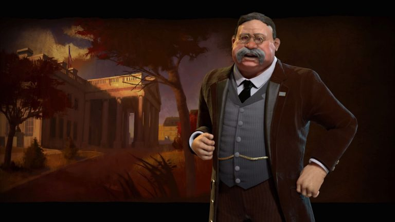 Speak Softly And Carry A Big Stick In Civilization VI