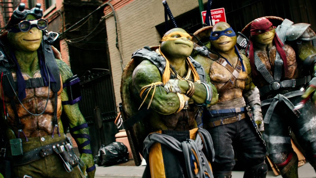Teenage Mutant Ninja Turtles: Out of the Shadows (Movie) Review 1