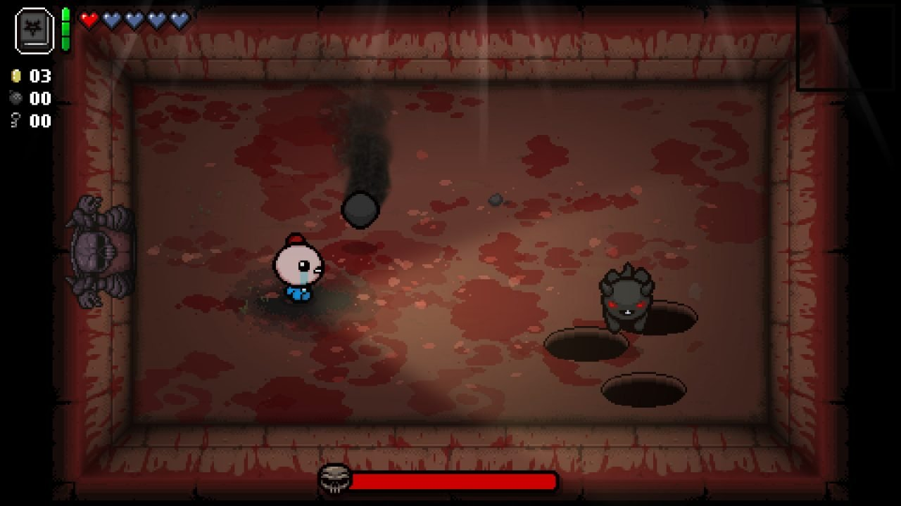 The Binding of Isaac: Afterbirth (PS4) Review 2