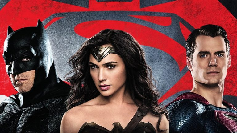 Batman v Superman: Dawn of Justice: Ultimate Edition Giveaway