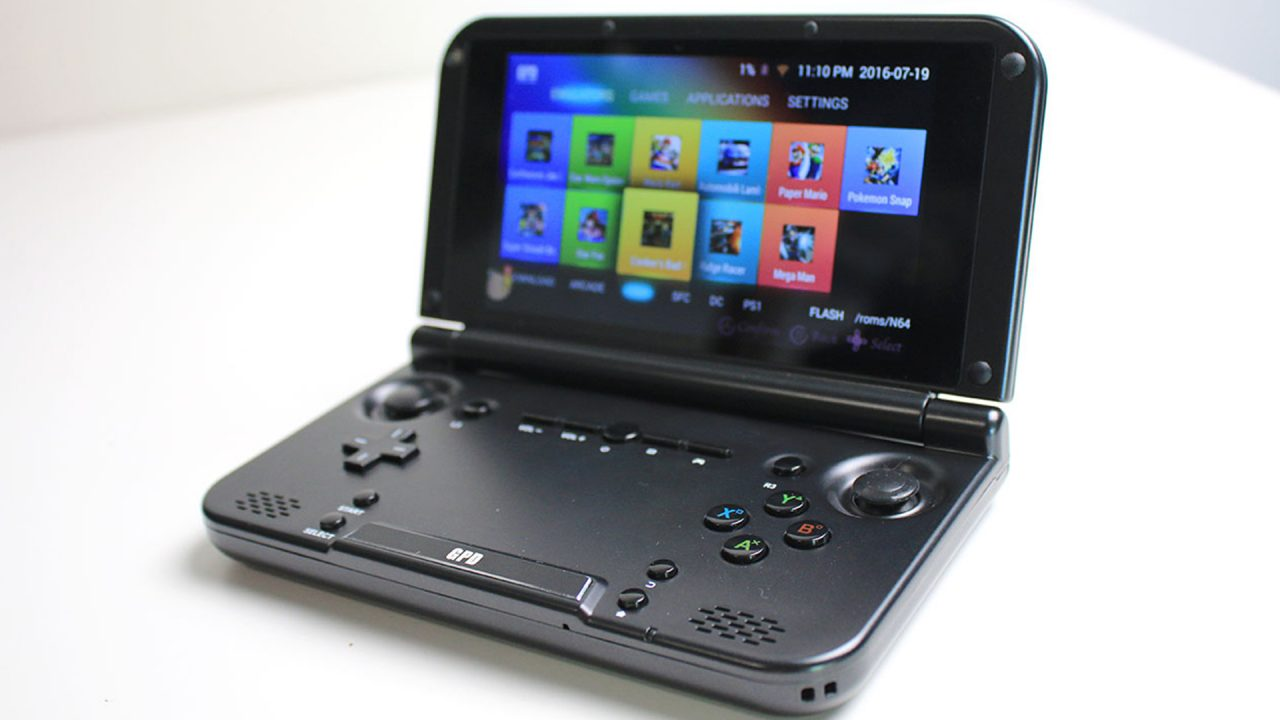 GPD Android Game Console XD (Hardware) Review 3