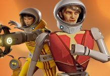 Headlander (PS4) Review