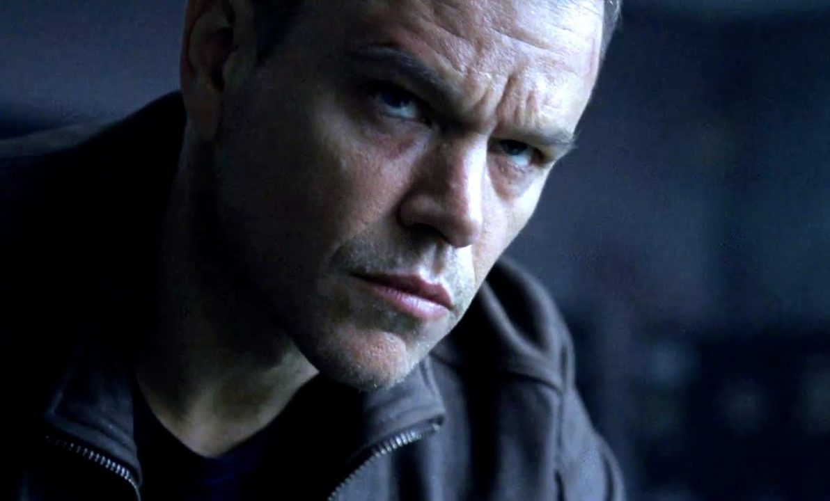 Jason Bourne (Movie) Review 4