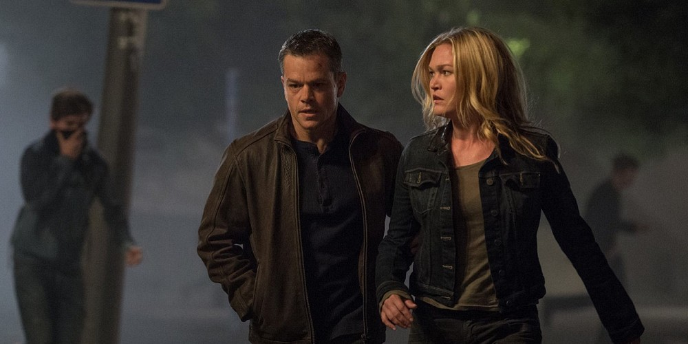 Jason Bourne (Movie) Review 5