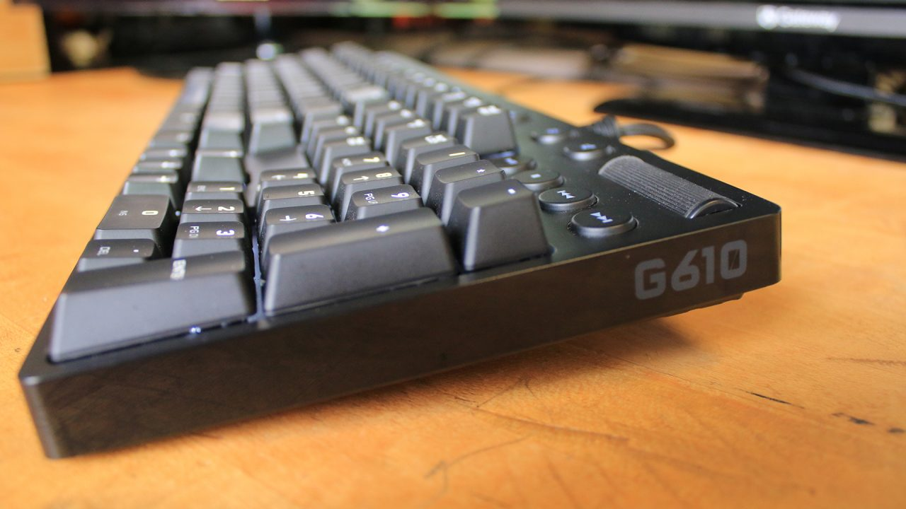 Logitech G610 Orion Brown (Hardware) Review 10