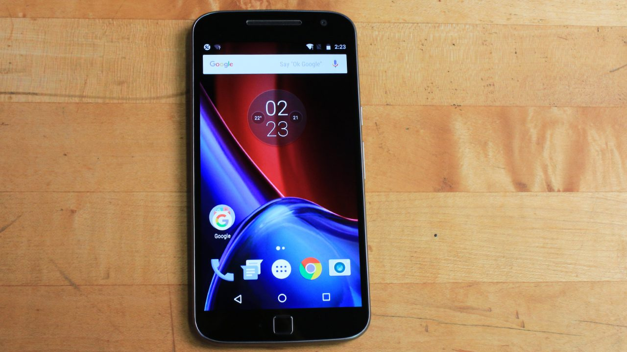 Moto G4 Plus (Smartphone) Review 19