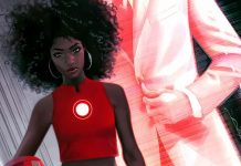 New Iron Man Is An African-American Teenage Girl 1