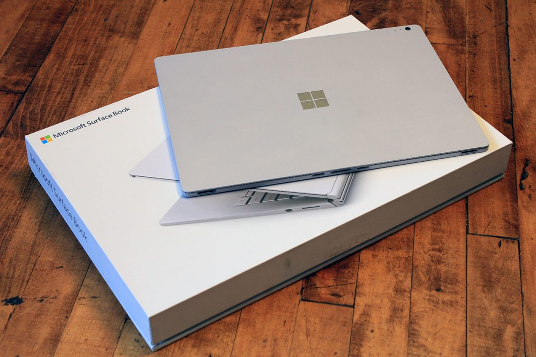 Surface Book (Hardware) Review 10