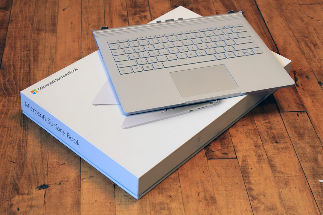 Surface Book (Hardware) Review 12