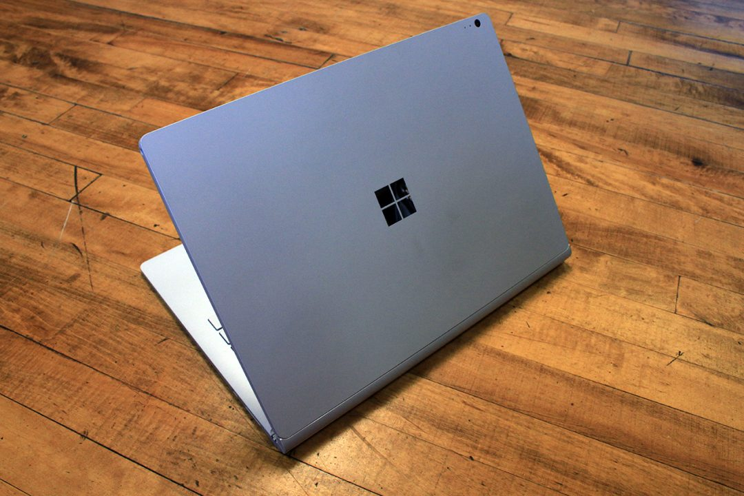 Surface Book (Hardware) Review 4