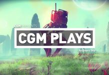 CGM Plays: No Man's Sky