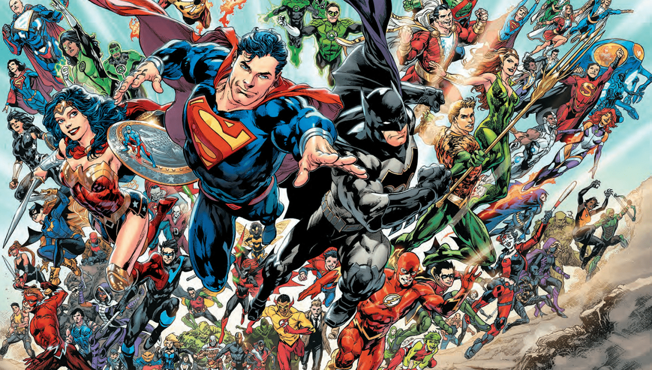 DC Comics and its Newest Rebirth 1