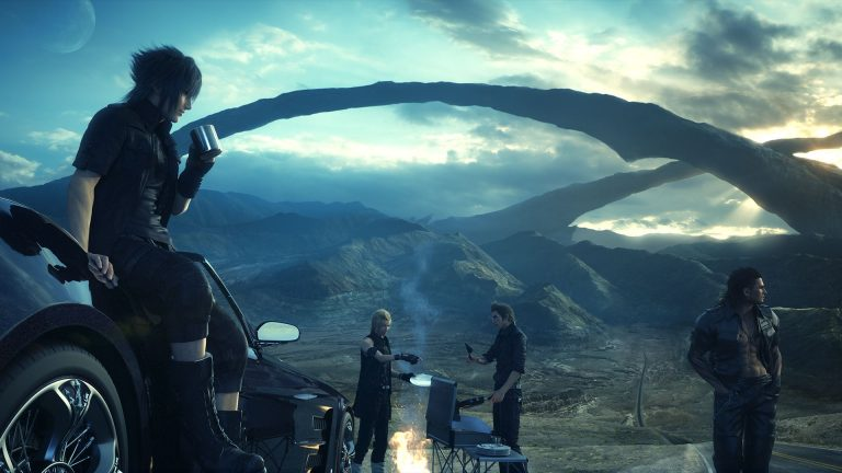 Final Fantasy XV Officially Delayed Till November 29