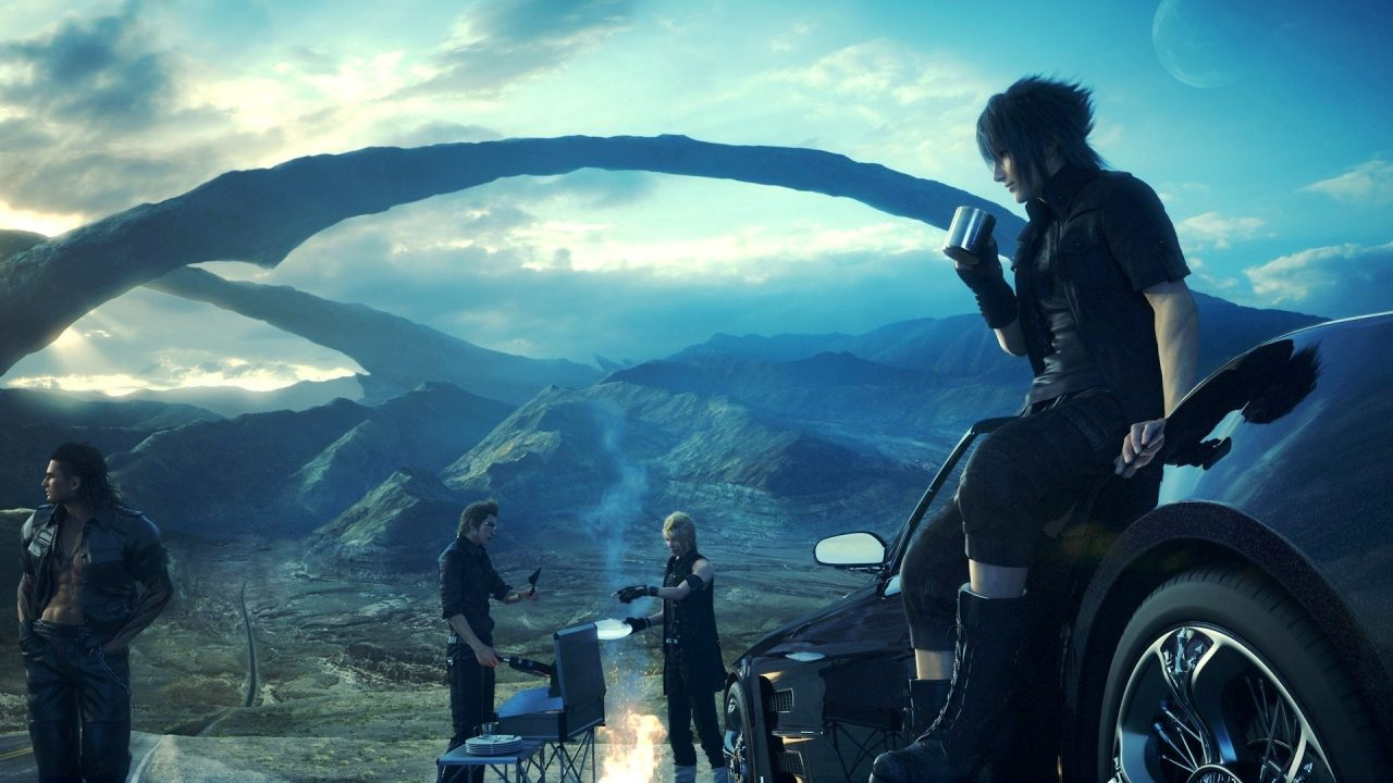 Final Fantasy XV Ultimate Collector's Edition Foregoes Season Pass 1