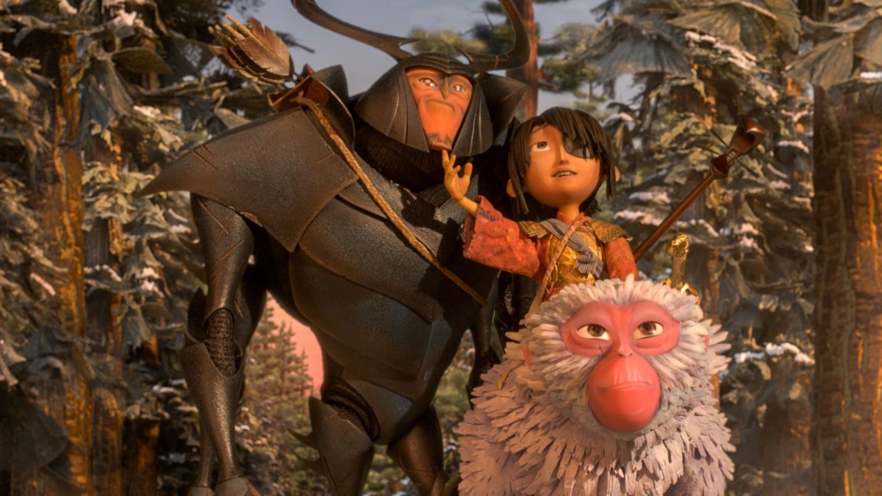 Kubo And The Two Strings (Movie) Review 6