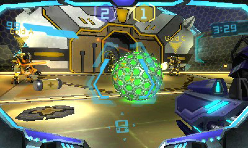 Metroid Prime: Federation Force (3DS) Review 3