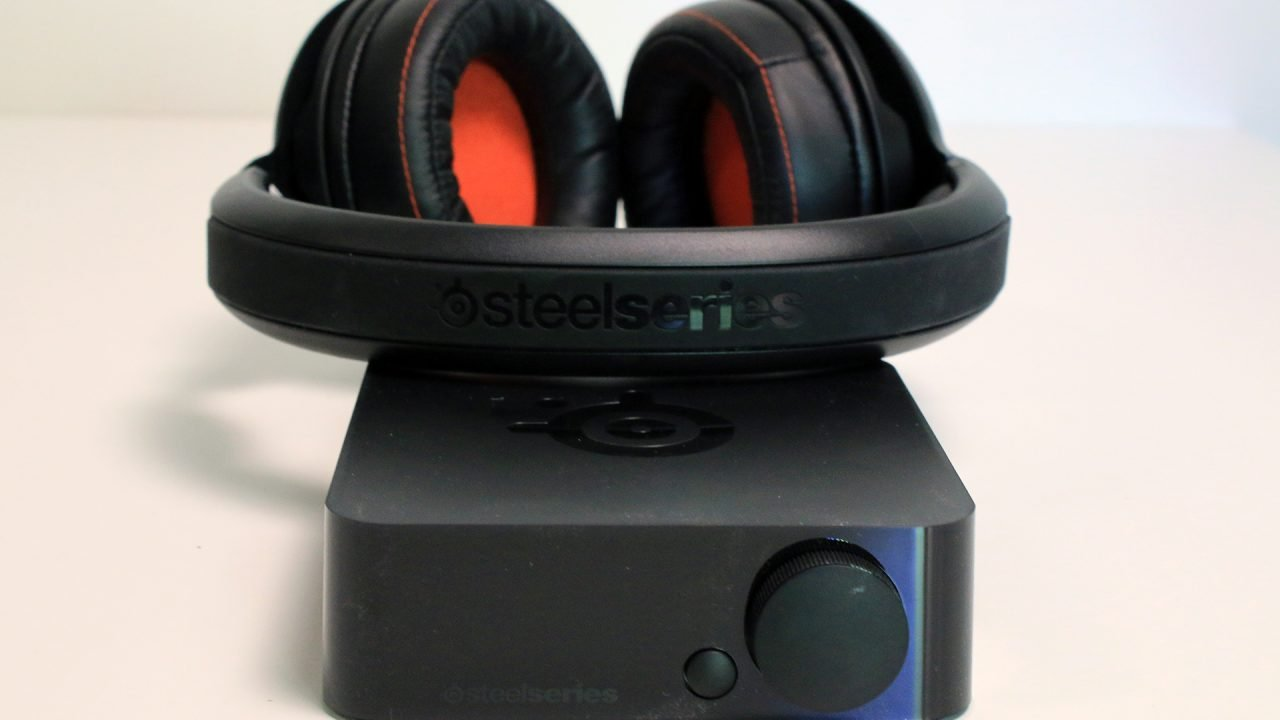 SteelSeries Siberia 800 Gaming Headset (Hardware) Review 4