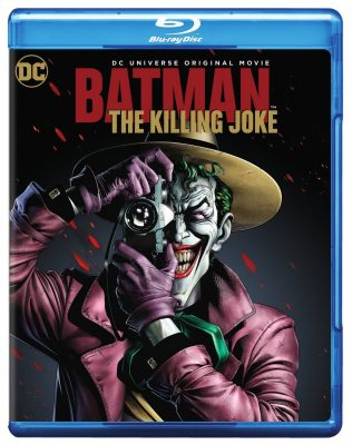The Killing Joke (Movie) Review 1