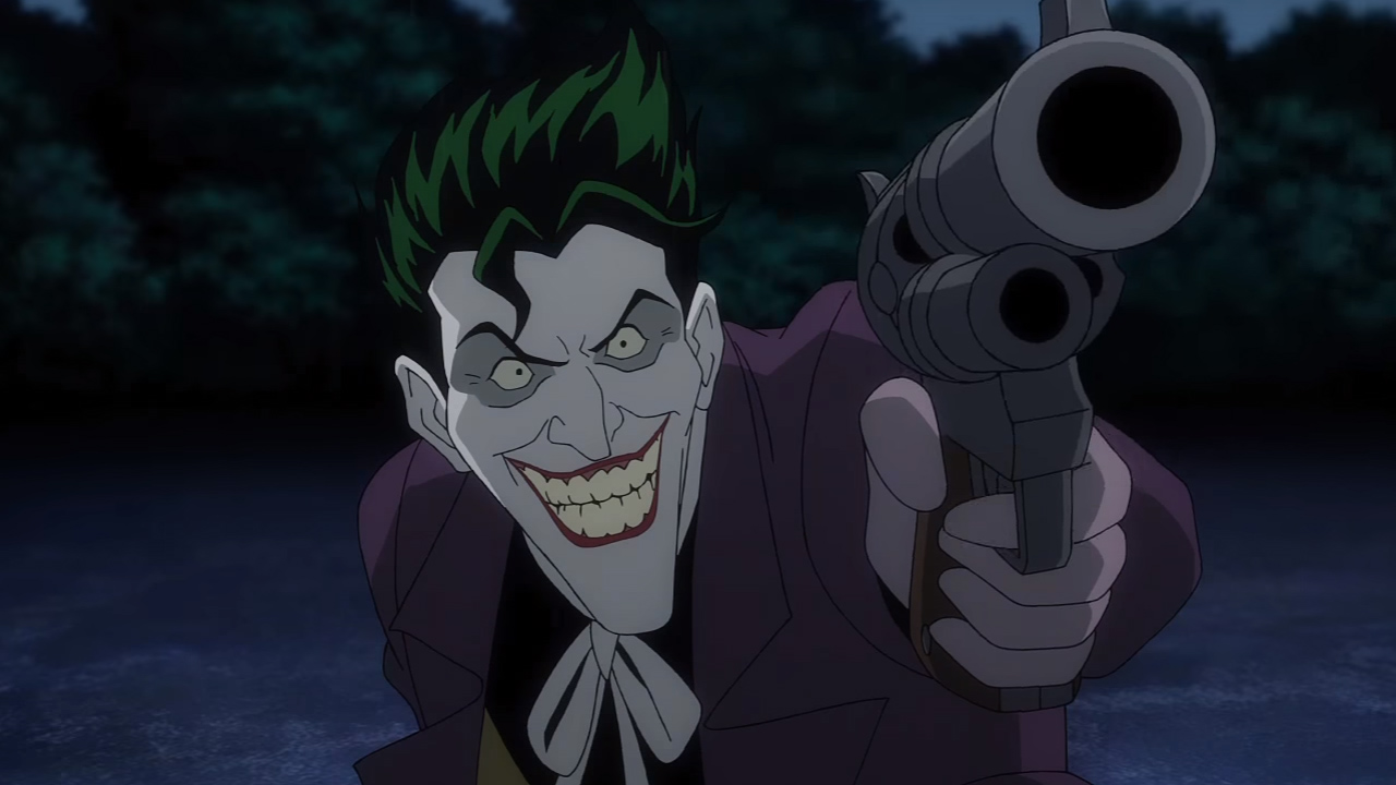The Killing Joke (Movie) Review 7