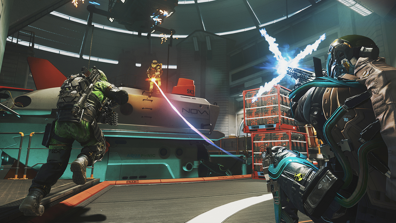 Call of Duty: Infinite Warfare Doubles Down on Classes, Futuristic Setting
