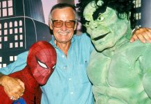 Fox is making an action movie based on Stan Lee's life