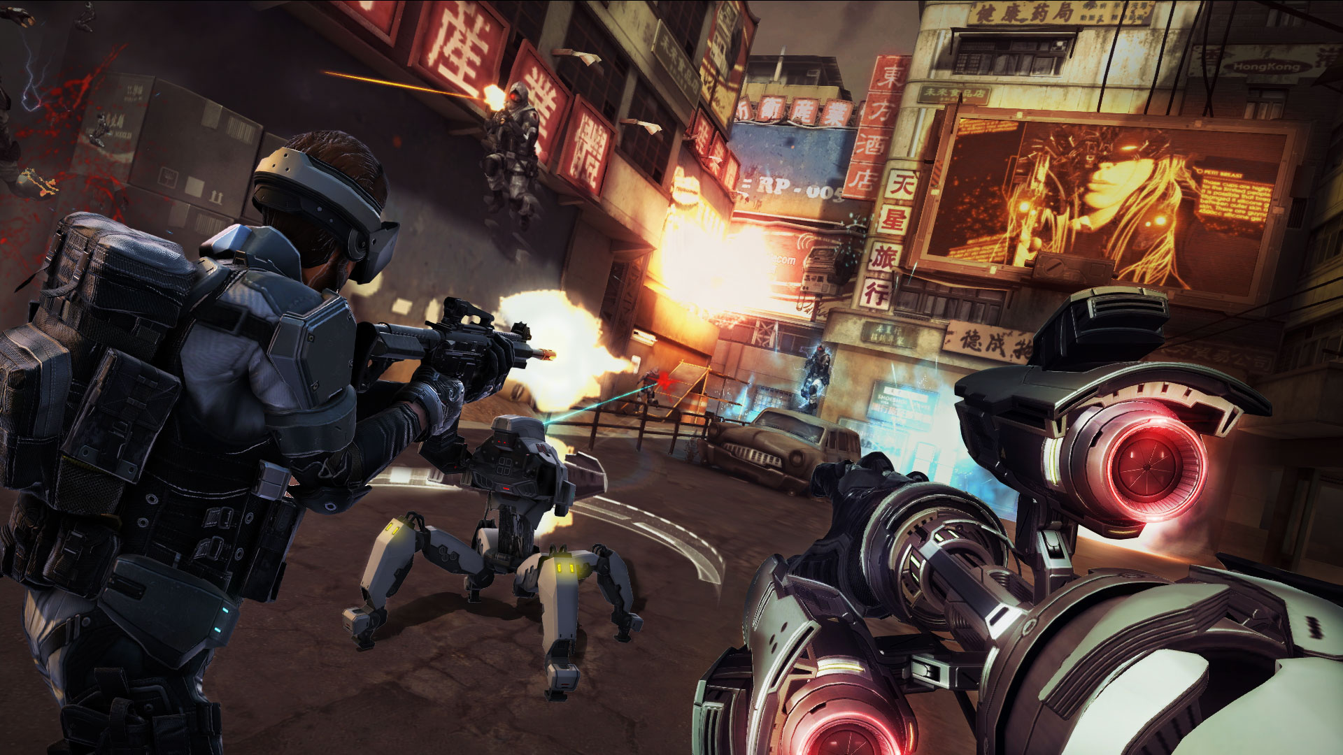 Ghost in the Shell: Stand Alone Complex – First Assault (PC) Review 5