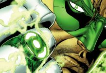 Hal Jordan and the Green Lantern Corps Rebirth #1 (Comic) Review 1
