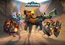 Hi-Rez Studios' Paladins Headed to PlayStation 4, Xbox One