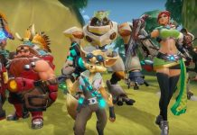 Hi-Rez's Paladins Tops Steam Charts, Invitational Now Worldwide 1