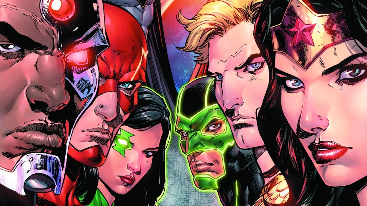 Justice League Rebirth #1 (Comic) Review 1