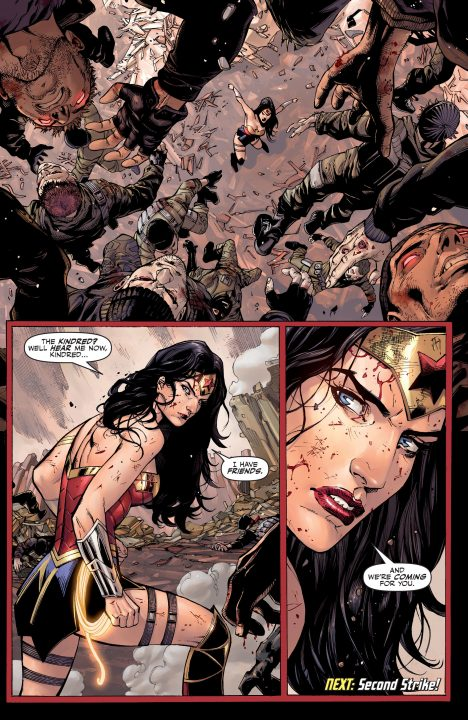 Justice League Rebirth #1 (Comic) Review 4