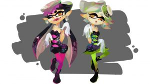 Nintendo NX To Be Prize At Splatoon Tournament 1