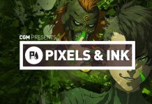 Pixels & Ink #219 - Two Man Band