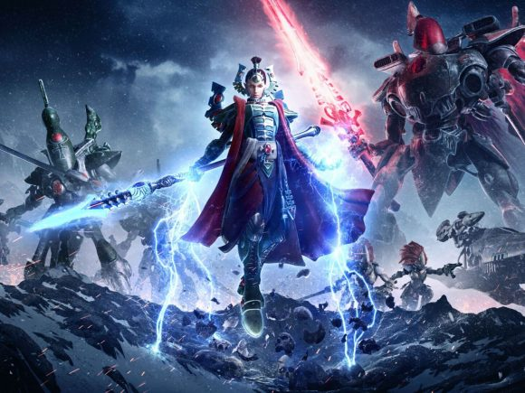 Warhammer 40,000: Dawn of War III Teases Playable Eldar Race