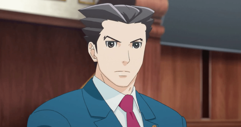 Ace Attorney (Anime) Review 6