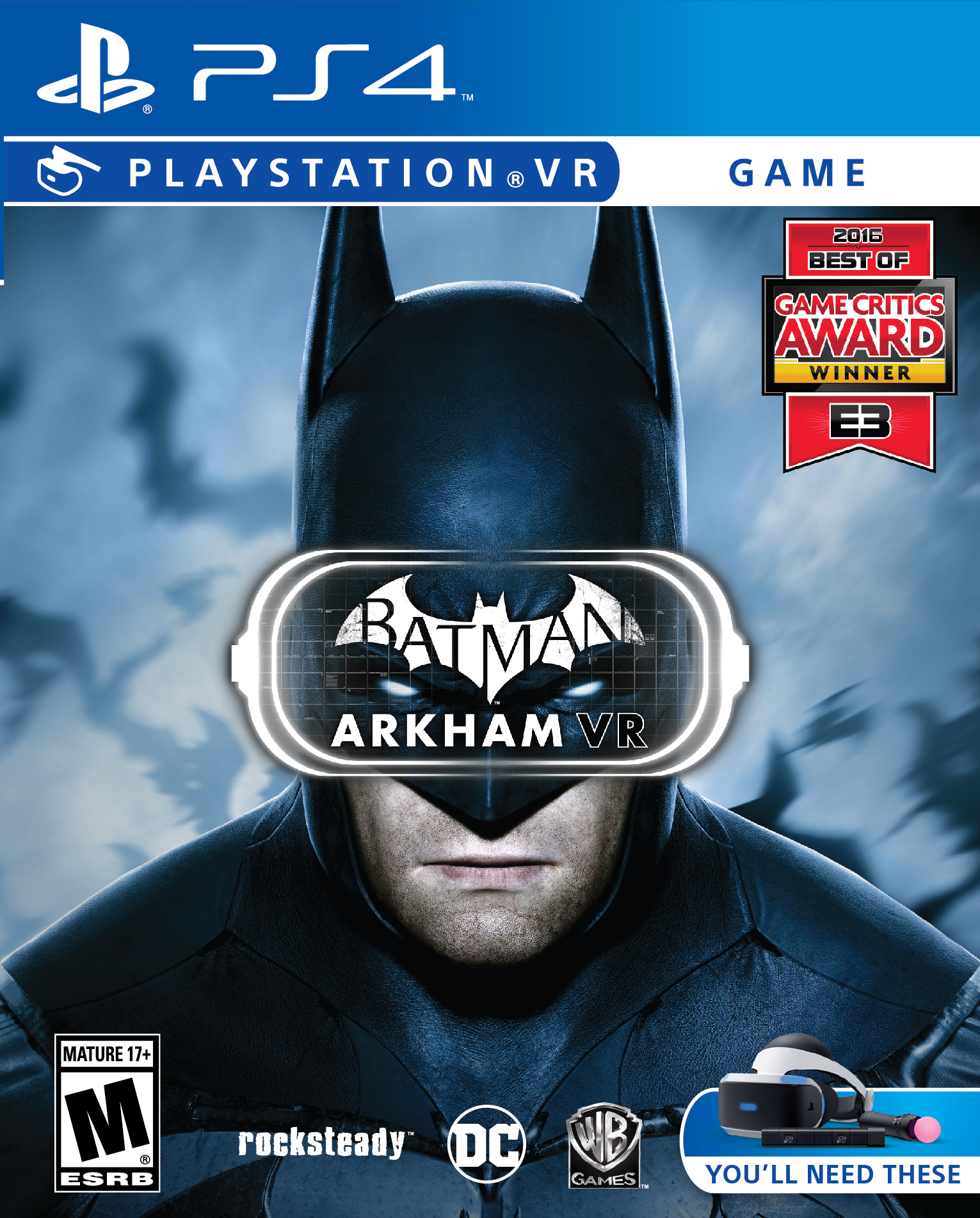 Batman: Arkham VR (PS4) Review
