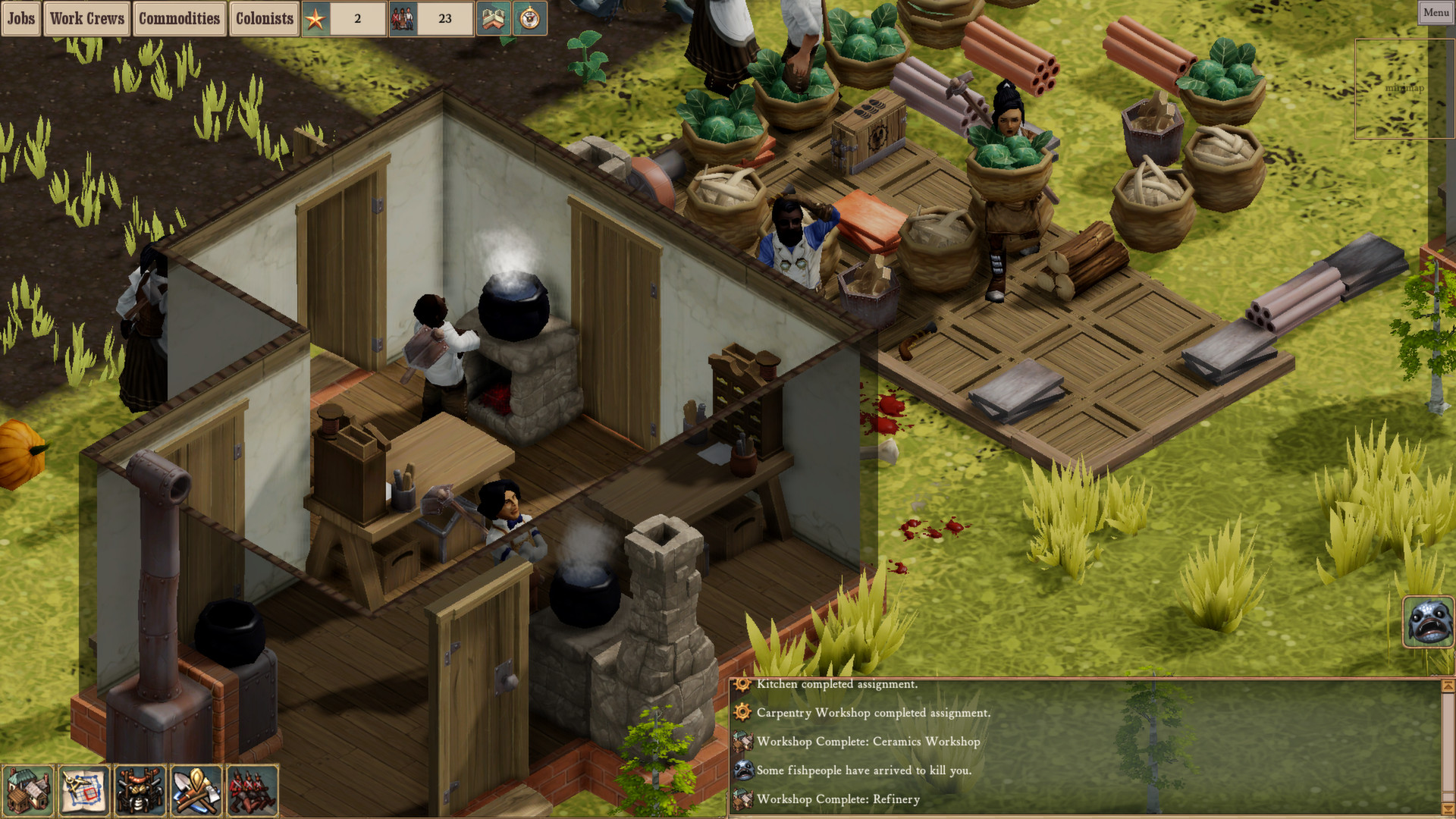 Clockwork Empires 1