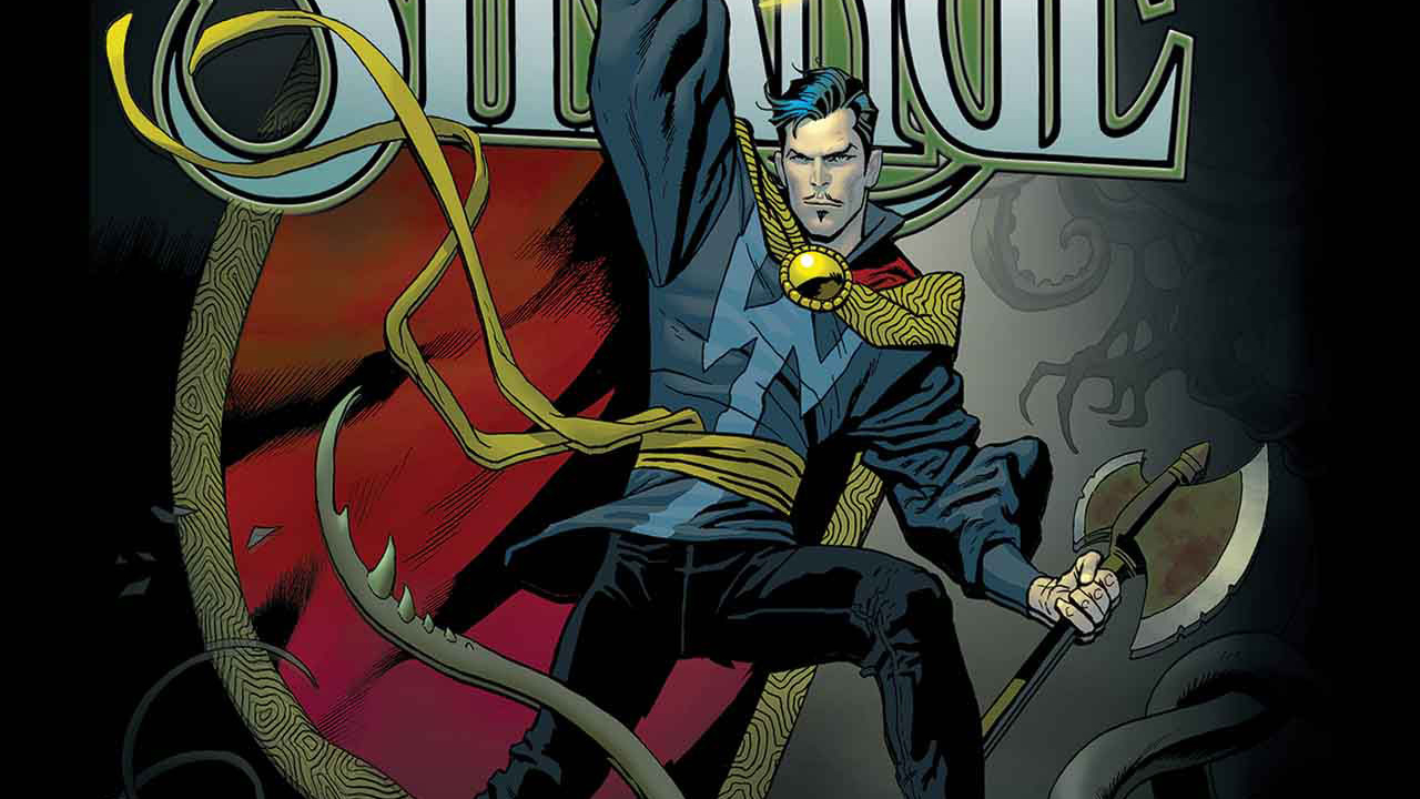 Doctor Strange: The Fate of Devin Grayson 1