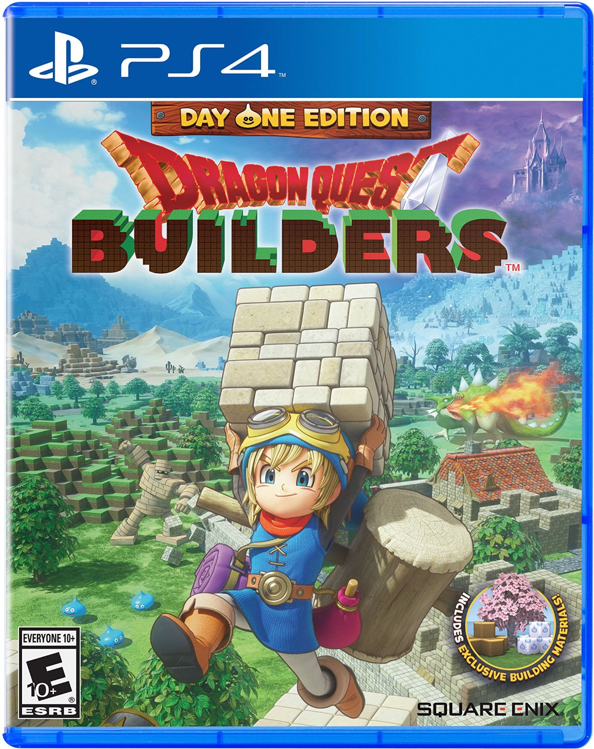 Dragon Quest Builders (PS4) Review 2