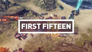First 15 - Halo Wars 2 Blitz