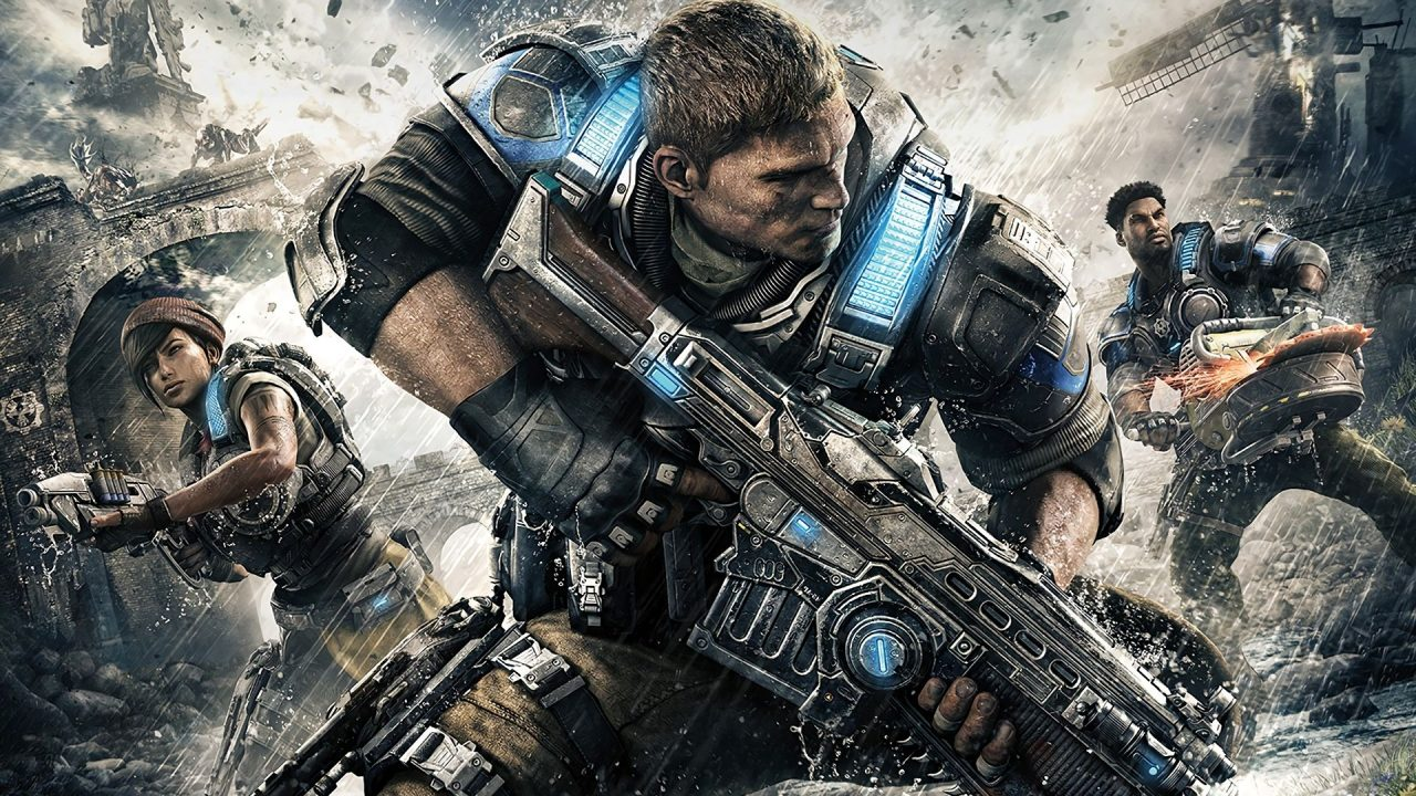 Gears of War 4 (Xbox One) Review 9