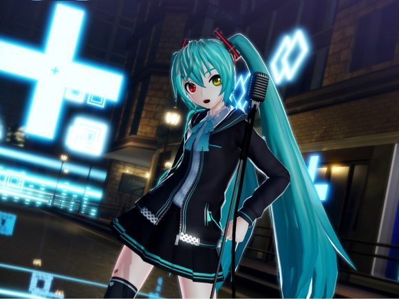 Hatsune Miku: VR Future Live To Launch Alongside Playstation VR 3