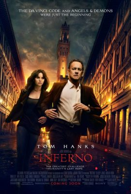 Inferno (Movie) Review 1