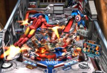 Marvel Pinball Epic Collection: Volume 1 Heading to PlayStation 4, Xbox One Nov 8th