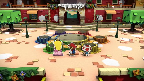 Paper Mario: Color Splash (Wii U) Review